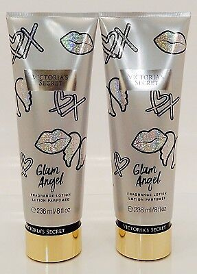 6691a58c89 2 VICTORIA S SECRET GLAM ANGEL FRAGRANCE LOTION PARFUMEE 8oz 236ml ...