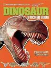 Dinosaur Sticker Book by Natural History Museum London England, Sterling Publishing Co Inc (Mixed media product)