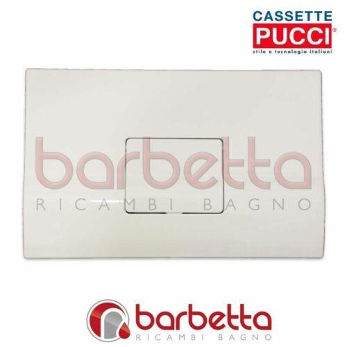 PLACCA PUCCI SARA QUADRO PARETE BIANCO UN PULSANTE 80000610
