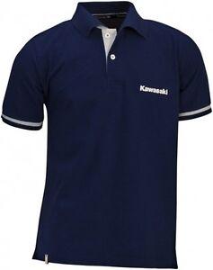 Qualität zuerst Luxus kaufen heißer verkauf authentisch Details about Kawasaki Polo 1878 Dark Blue Polo Shirt Poloshirt Men's  Jurzarm New