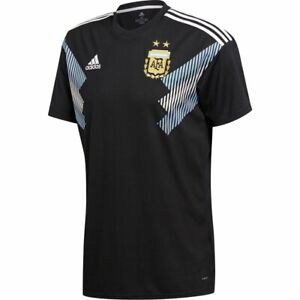 Adidas Argentina Away Men's Soccer Jersey- 2018 World Cup   eBay
