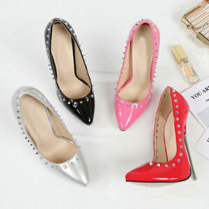 16cm women's sexy party high heels platform evening shoes