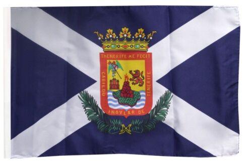 Spanien Teneriffa Banner  Fahnen Flaggen 30x45cm