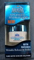 Aquafina Advanced Hydration Rx Wrinkle Release + Sealer Qusomes Pure Water