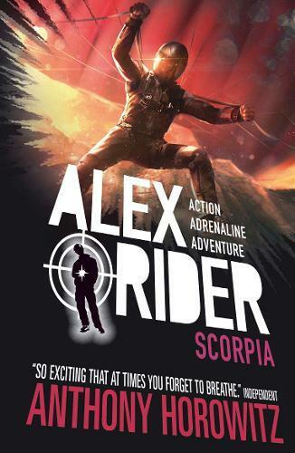 Scorpia (Alex Rider), Horowitz, Anthony, New