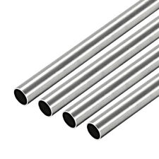 304 Stainless Steel Round Tubing 8mm Od 04mm Wall Thickness 250mm Length 4 Pcs
