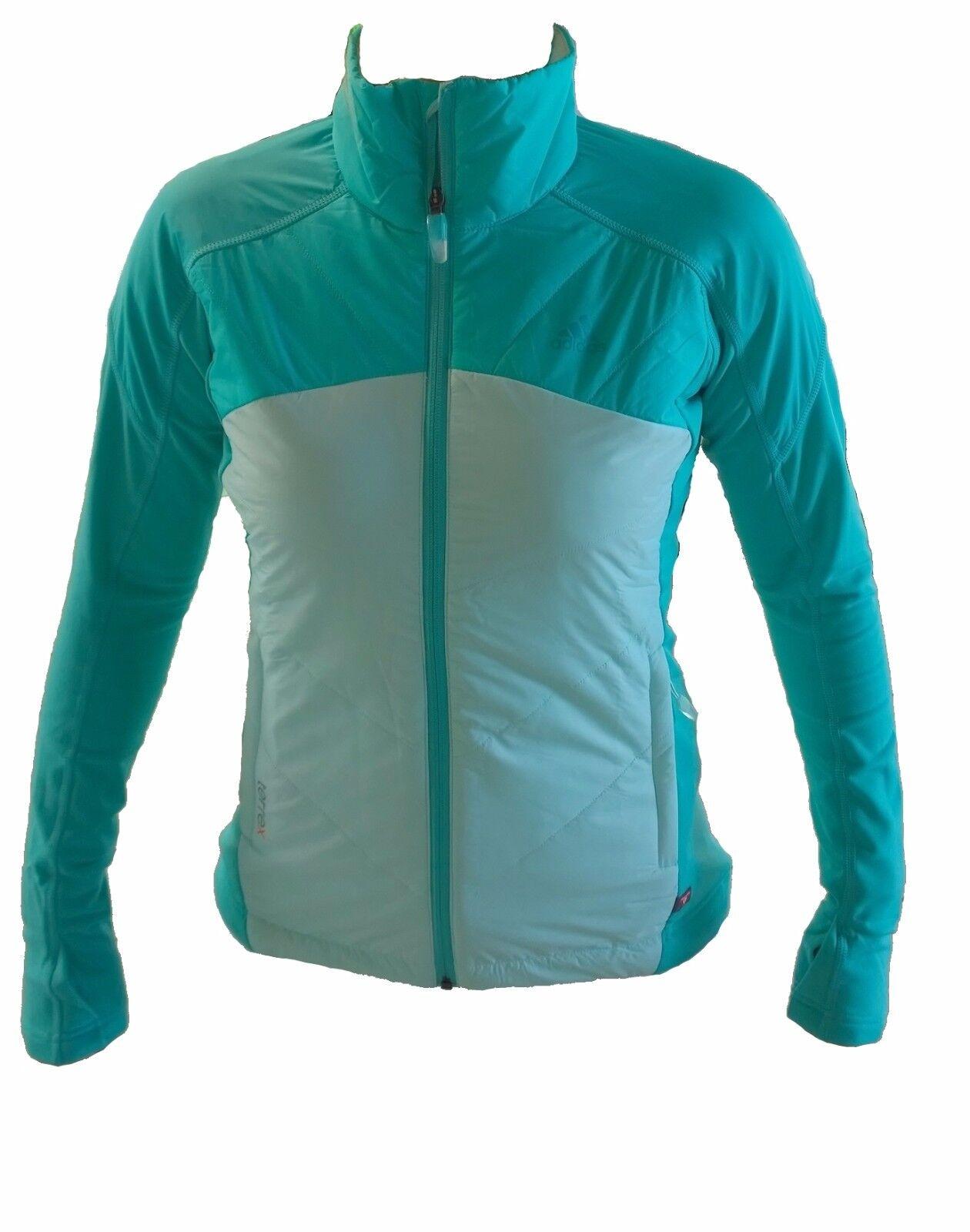 Adidas Damen Jacke Laufjacke Trainingsjacke Sportjacke Gr. 32-44 Mint Skyclimb2