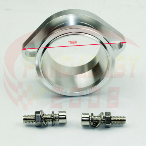 CNC Aluminum HKS SSQV to Tial 50mm to Greddy BOV Blow off Valve Flange Adapter