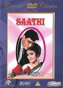 Saathi-Neu-Bollywood-DVD-Rajendra-Kumar-Vyjayantimala-Englisch-Untertitel