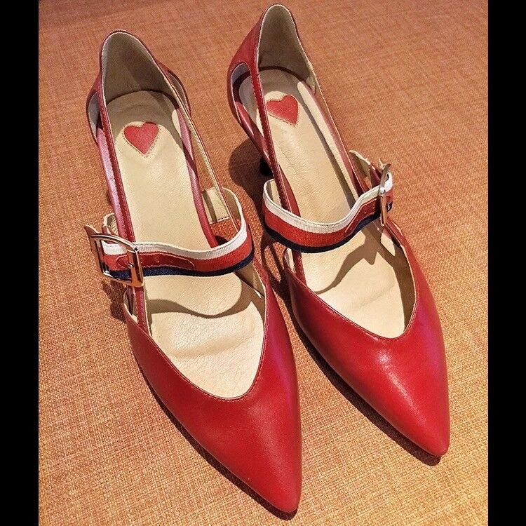 WDIS105 Women Heel Designer Inspired Cut Out Heel Women Shoes 25e689