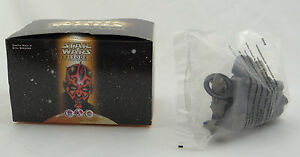 STAR WARS EPISODE I~DARTH MAUL'S SITH SPEEDER~Taco Bell Kids Meal Toy/Figure~NEW