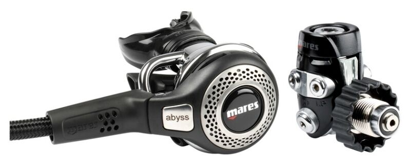 Mares Abyss 52X Breath Regulator Newest Model NEW