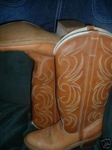 Vintage  Acme Dingo  Cowboy  Boots  Boho Western S