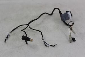bmw k1200r k1200 r sport 07 rear tail light taillight wiring harness rh ebay co uk  2001 bmw 325i tail light wiring harness