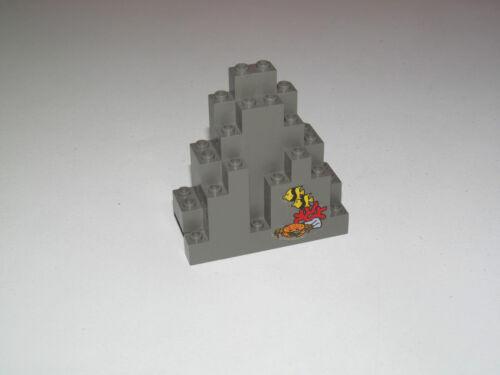 Lego ® Rocher Triangulaire Triangular Rock Choose Color ref 6083