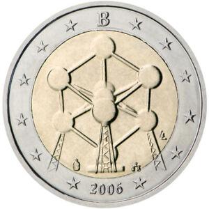 **  2 EURO COMMEMORATIVE - BELGIQUE 2006 - ATOMIUM