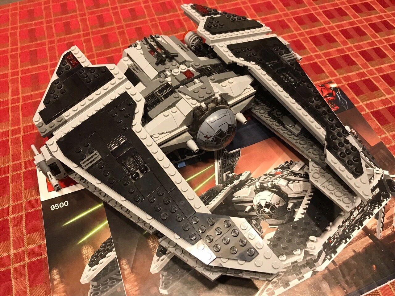 LEGO Star Wars 9500 - Sith Fury-class Interceptor