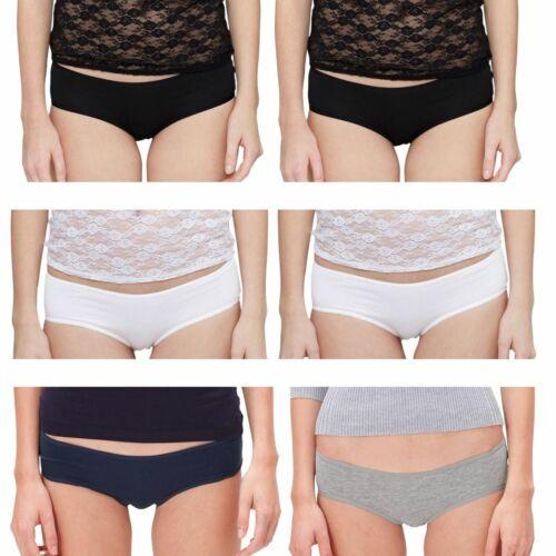 Jersey-Panties aus Baumwollstretch s.Oliver Damen Panties angenehm 2er Pack