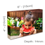 thumbnail 6 - Custom-Canvas-Print-Your-Photo-on-Personalised-Canvas-Large-Box-Ready-to-Hang