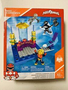 DPK76 Mega Construx Power Rangers Zordon/'s Command Center 62pcs