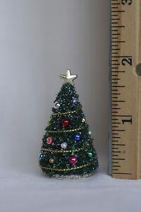 image is loading tiny dollhouse miniature christmas tree lt 2 034 - Miniature Christmas Tree