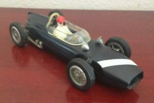 COLLECTIBLE-VINTAGE-ZEE-COOPER-No2052-RACING-CAR-PLASTIC-MADE-IN-HONG-KONG