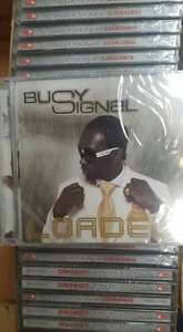 Busy-Signal-Loaded-Job-lot-Wholesale-x25-New-amp-Sealed-CDs