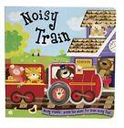 Noisy Train by Liza Lewis (Board book, 2014)