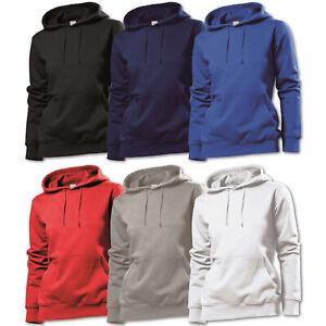 Genieße den reduzierten Preis neue Liste Schatz als seltenes Gut Details zu Stedman Hooded Sweatshirt Women Kapuzen Pullover S M L XL Hoodie  Damen Baumwolle