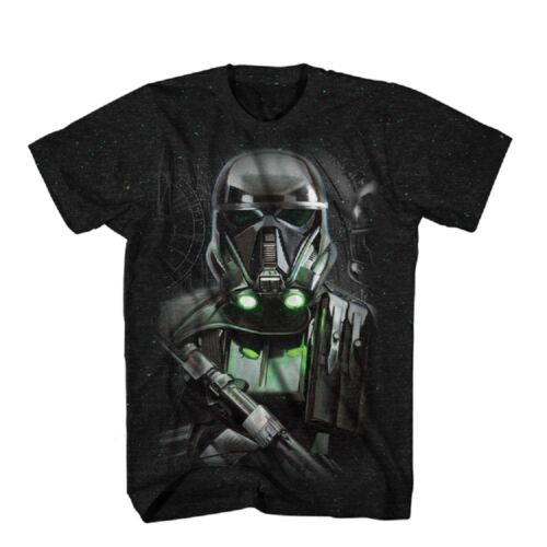 Star Wars Rogue One Death Trooper Stare Licensed Adult T-Shirt