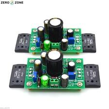 Assembeld PNP A1216 JLH1969 single-ended class A power amp board