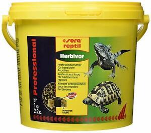 Sera Reptil Professional Herbivor 3800ml / 1kg, Repto Food