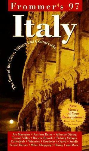 Frommer's 97 Italy (FROMMER'S ITALY) by Porter, Darwin, Prince, Danforth