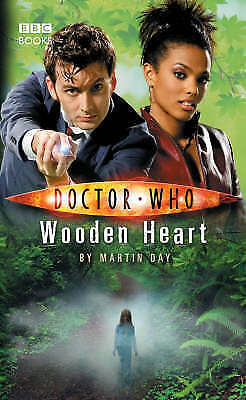 """""""AS NEW"""" Doctor Who - Wooden Heart (New Series Adventure 15), Day, Martin, Book"""