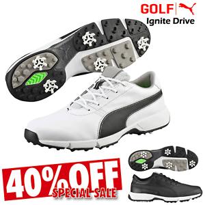 chaussure golf puma noir