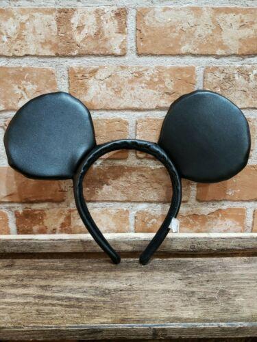 Tokyo Disney Resort Hair Band Headband black With studs Mickey Mouse F//S