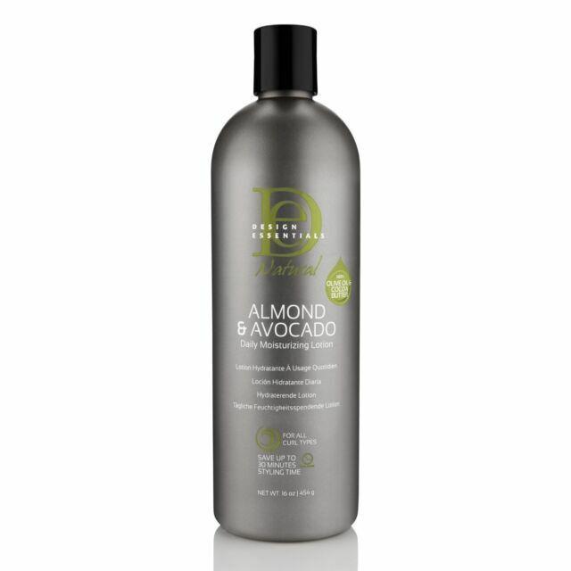 Design Essentials Natural Daily Hair Moisturizing Lotion Moisture Rich For Sale Online Ebay
