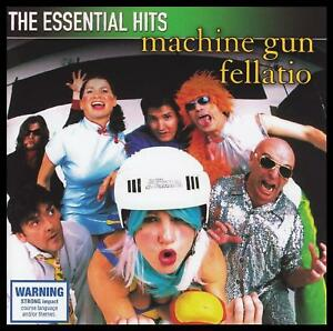 MACHINE-GUN-FELLATIO-ESSENTIAL-HITS-CD-90-039-s-AUSTRALIAN-ROCK-MGF-NEW