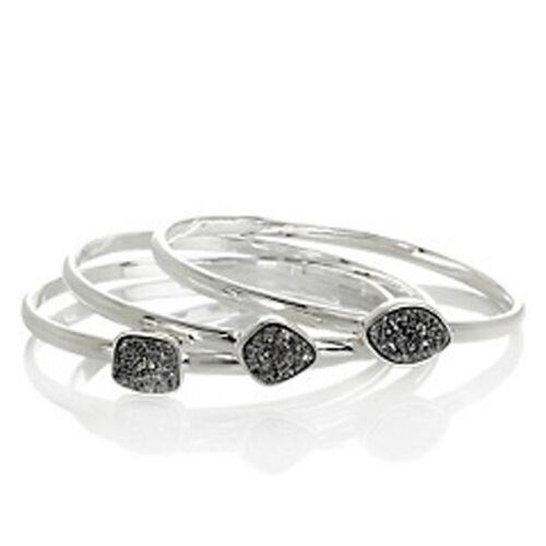 ChristineDarren Drusy Bangle Bracelets 3 Bangles SOLD OUT Appraised $134