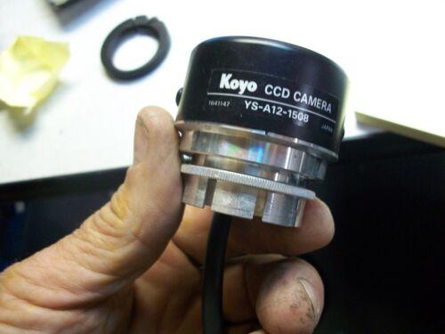 Koyo YS-A12-1508A YSA121508 Camera Control Unit C with Camera