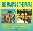 Mamas and The Papas Deliver / S/t CD 25 Track 2 Albums on 1 Disc UK BGO 1999