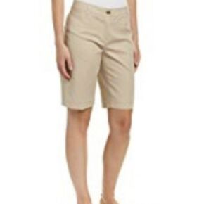 Sz 6 Shorts Jones Women's York New Khaki Signature aqXw70Yxw