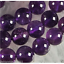 6mm-12mm Natural Russican Amethyst Gemstones Round Loose Beads 15/'/'