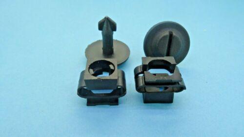 Smart Splash Guard sous capot moteur plateau fastener Pinces Clips