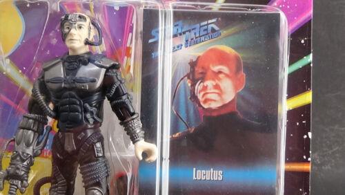 Locutus capitaine Picard comme Borg Playmates Star trek Next generation Scellé La Prochaine Génération 93