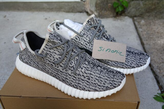 c88df0221 ... switzerland adidas yeezy boost 350 turtle dove kanye west aq4832 sz 10  f6223 96eba