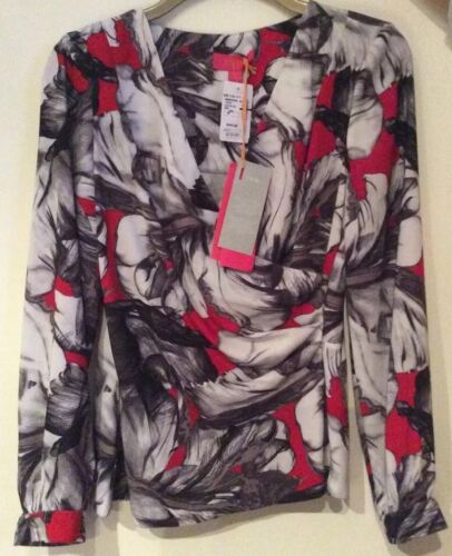 Print Wrap Designer Nwt Lavia Floral wqFw7B