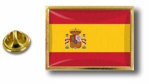 pins-pin-badge-pin-039-s-metal-avec-pince-papillon-drapeau-espagne-espagnol