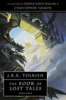 BOOK OF LOST TALES PART TWO / J.R.R. TOLKIEN 0261102141 MIDDLE EARTH 2