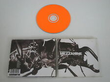 MASSIVE ATTACK/MEZZANINE(CIRCA WBRCD4+VIRGIN 7243 8 45599 2 2) CD ALBUM